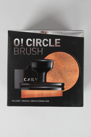 O! Wow Circle Make-Up Brush