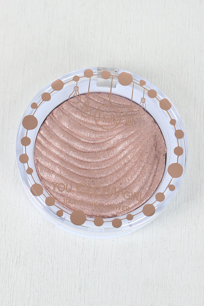 J. Cat Beauty's You Glow Girl Baked Highlighter
