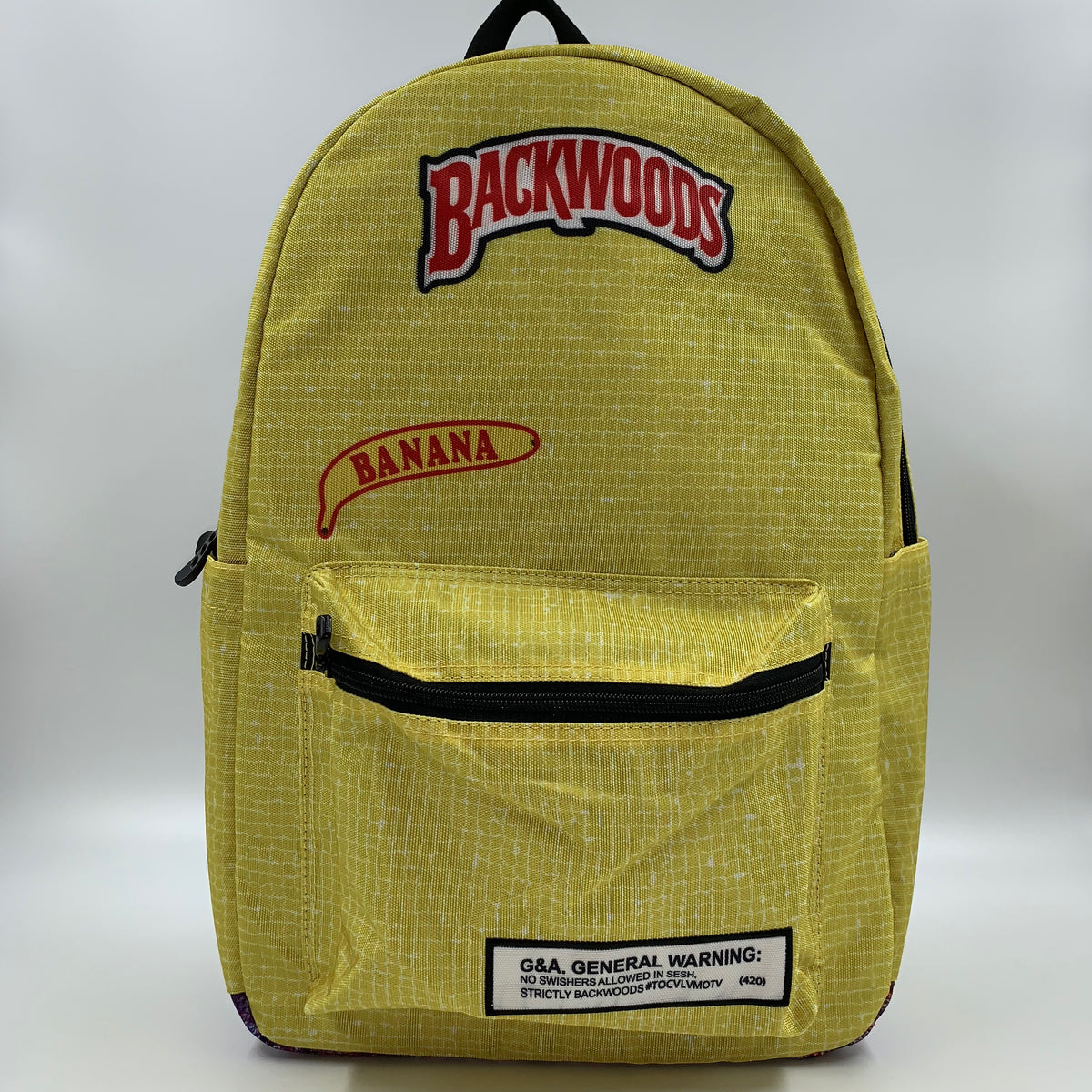 Backwoods Backpack - Banana