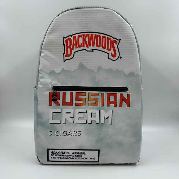 Backwoods Backpack - Russian Cream