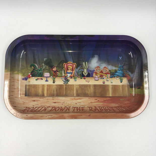 "Alice Rolling Tray - 10.5"" x 6.5"""