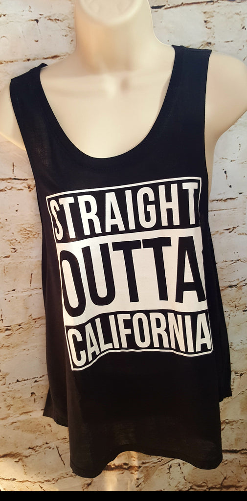 Straight Outta California Tank