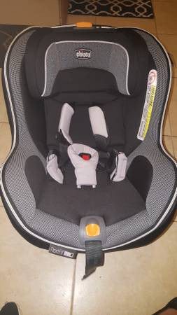 Chicco NextFit Zip Car Seat 9 Sitting Positions