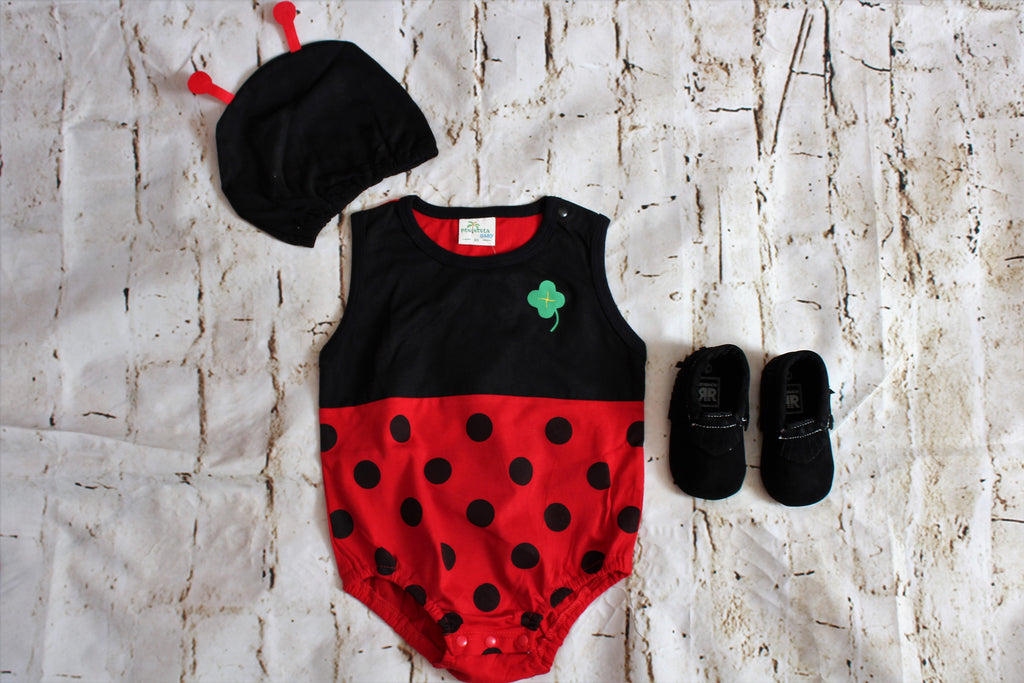 Baby Ladybug Outfit