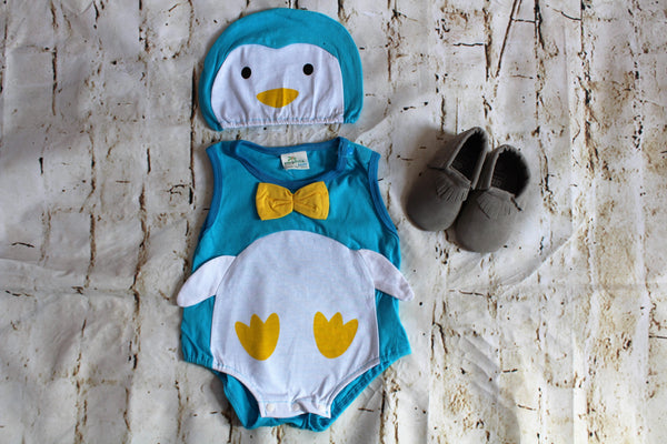 Baby Penguin Outfit
