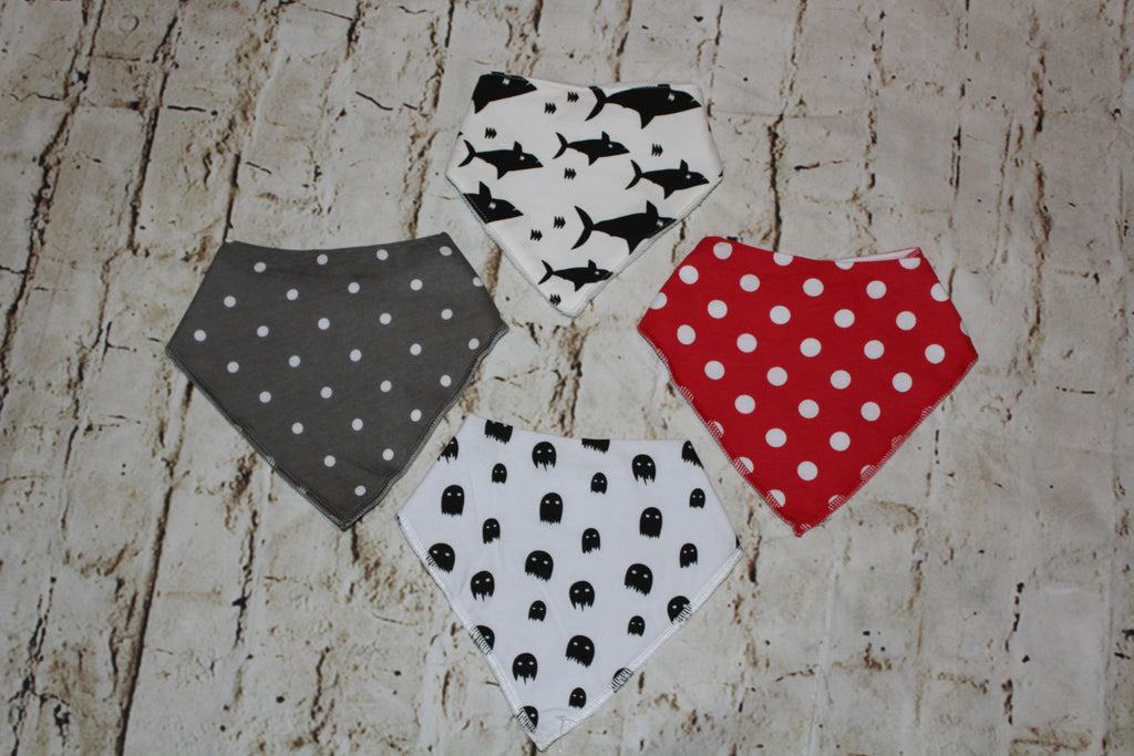 Stylish Bandana Bibs