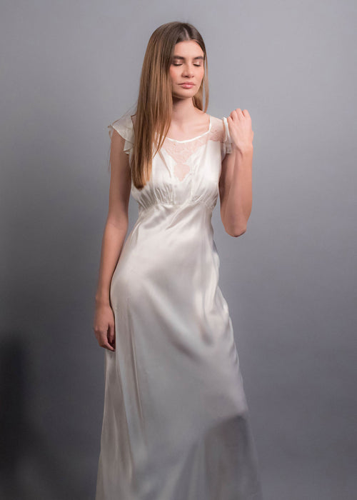 20s Satin Slip Dress