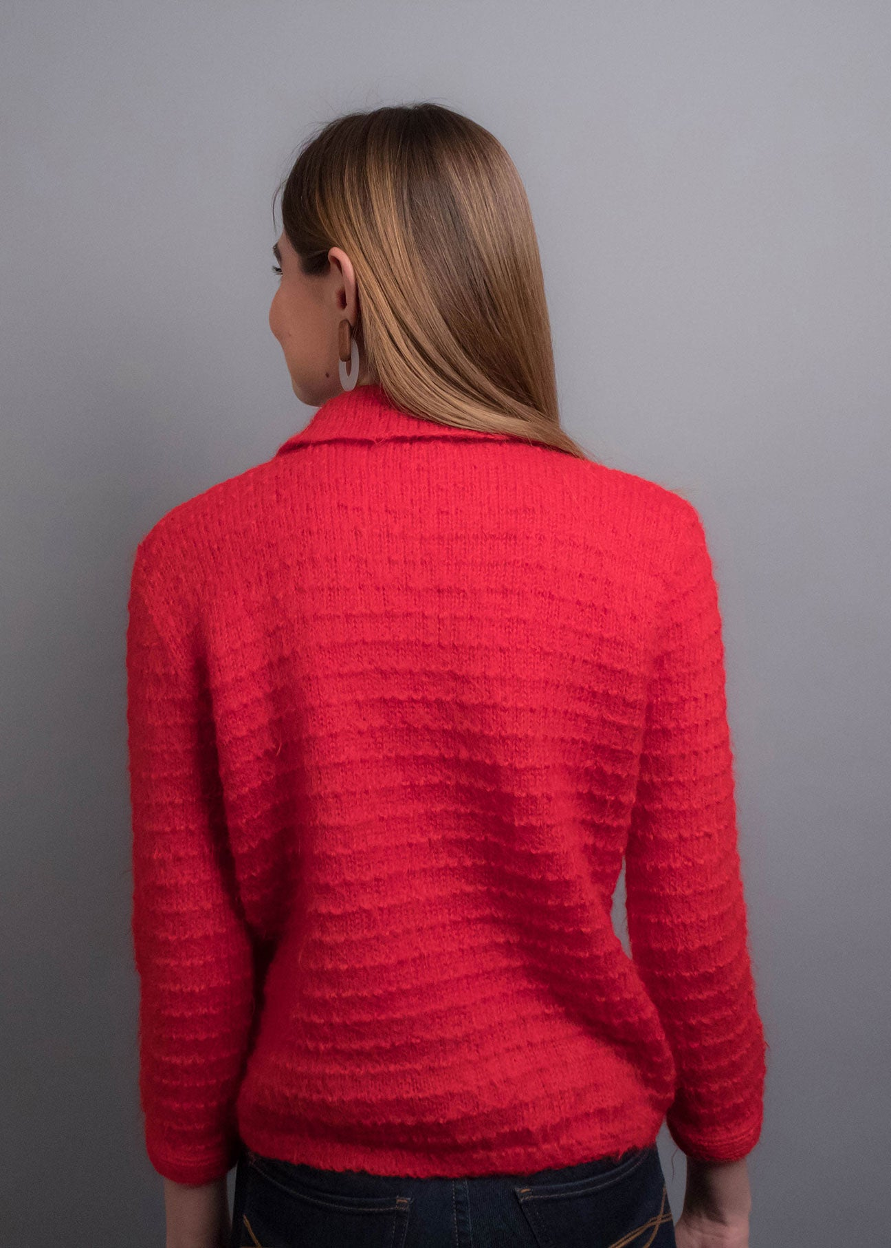 50s Jane Irwill Mohair Sweater