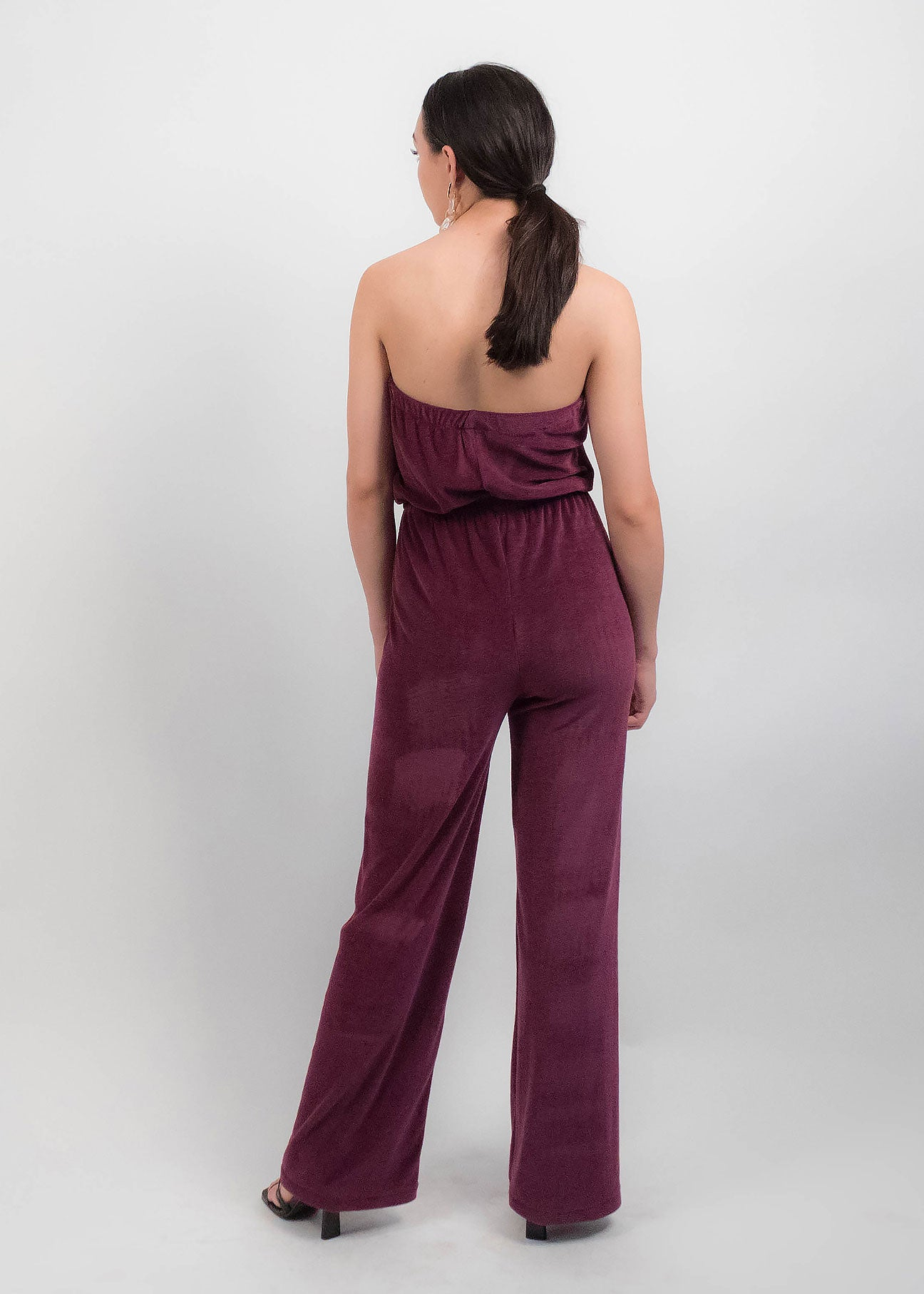 70s Terry-Cloth Jumpsuit