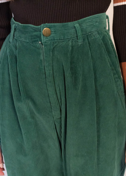 80s Corduroy Trousers