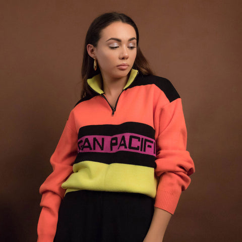 80s Novelty Sweater