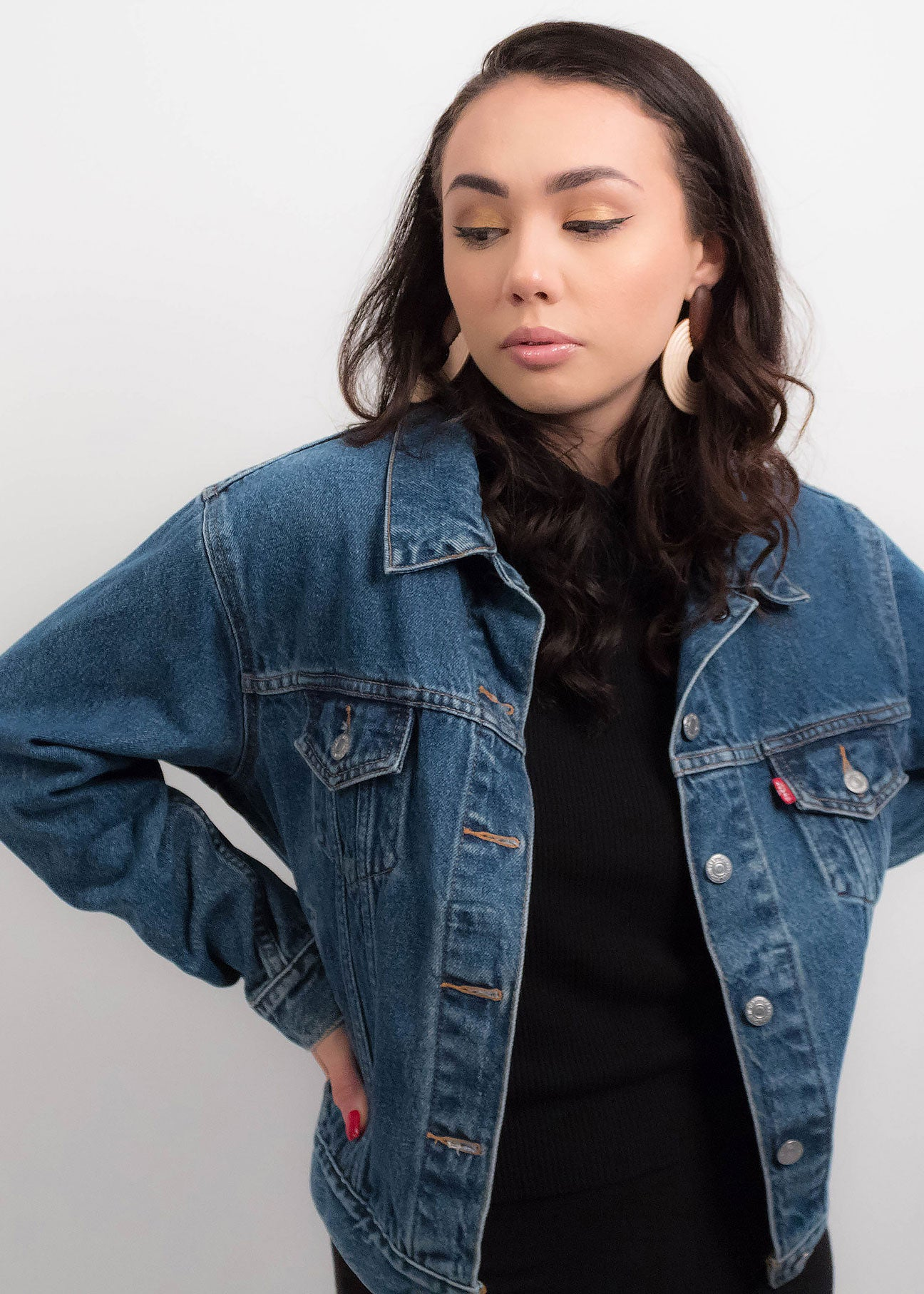 90s Levis Denim Jacket