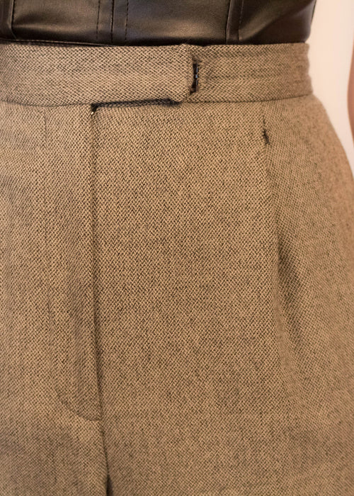 90s Ralph Lauren Wool Trousers