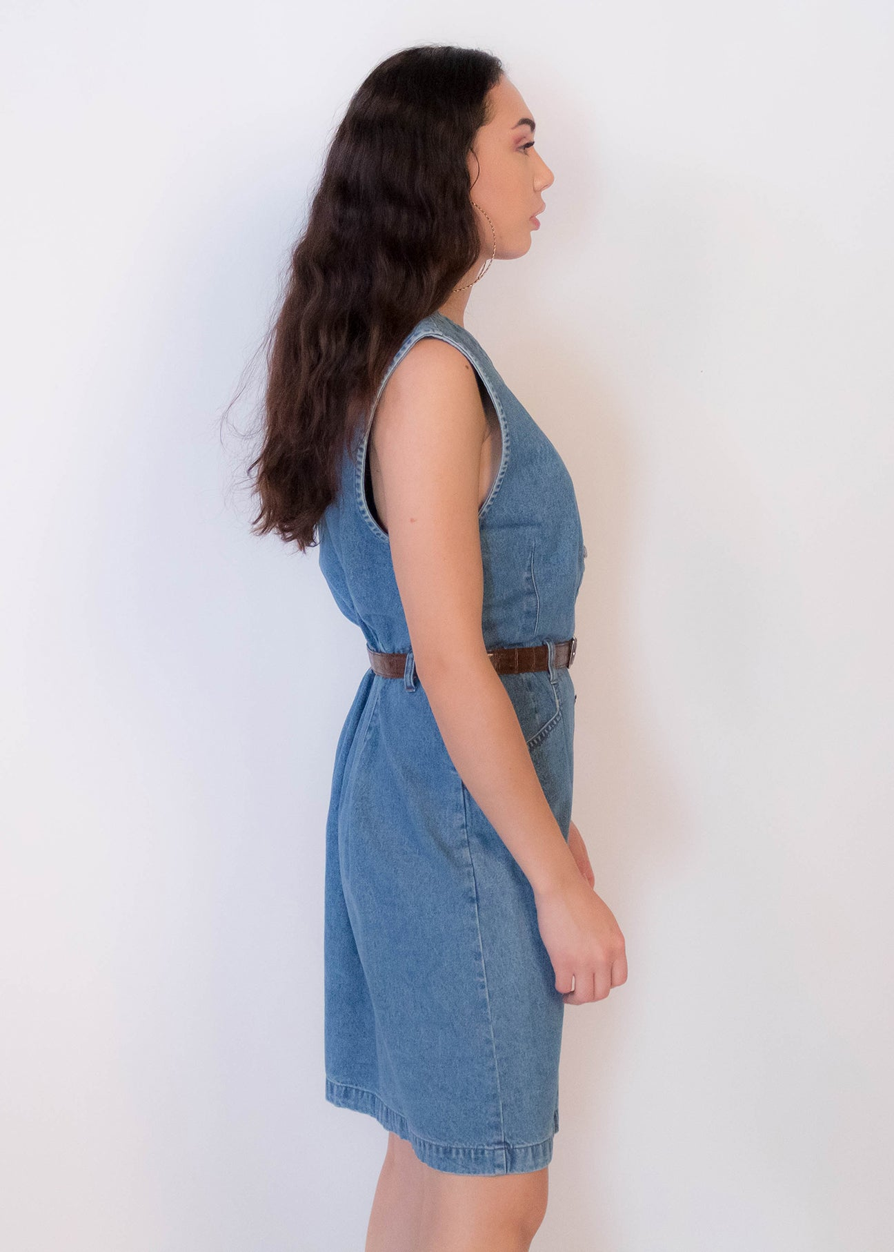90s Denim Dress
