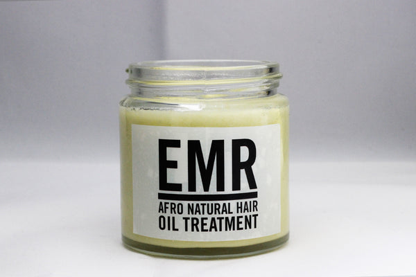 Natural Afro Hair Oil Treatment (50ml)
