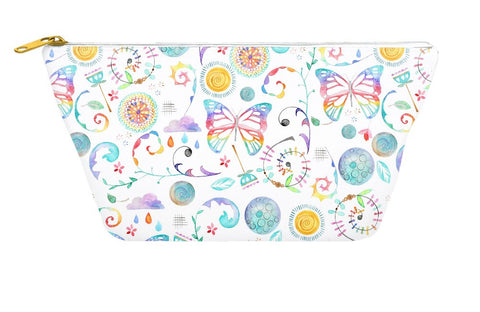 Butterflies Accessory Pouch