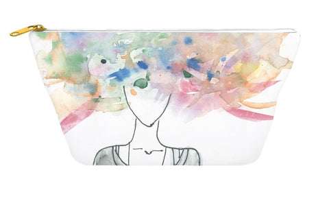 Over Thinking Accessory Pouch