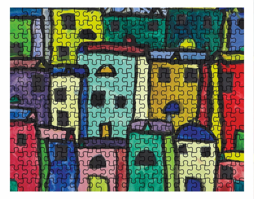 City Jigsaw Puzzle