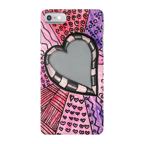 Hearts 2 Phone Case