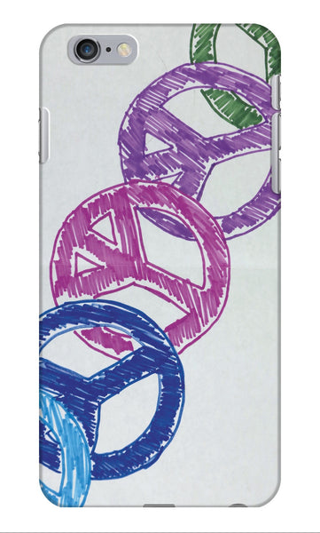 Peace Signs Phone Case