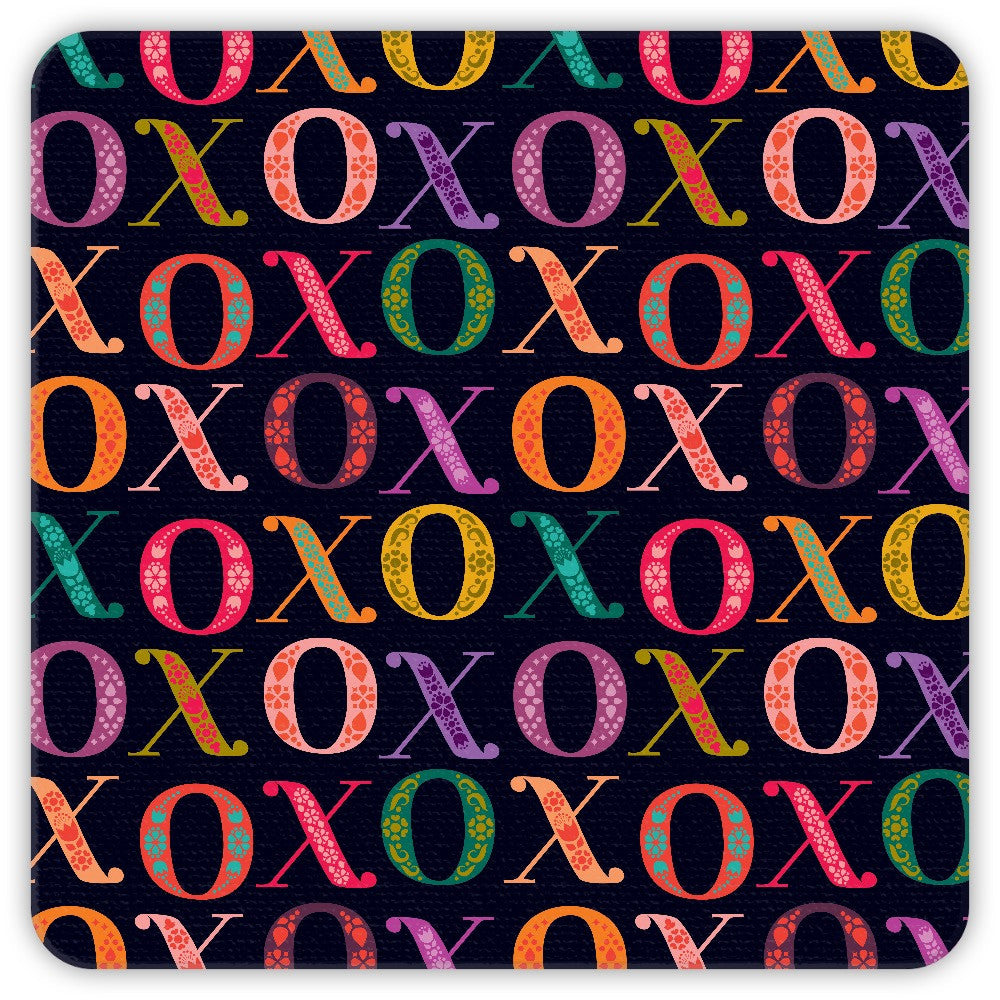 Fairytale XO Hugs & Kisses Coasters