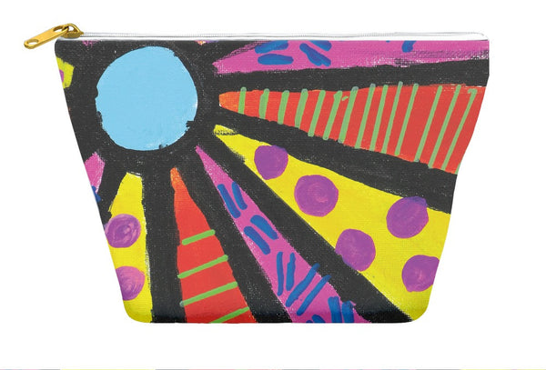 Starburst Accessory Pouch