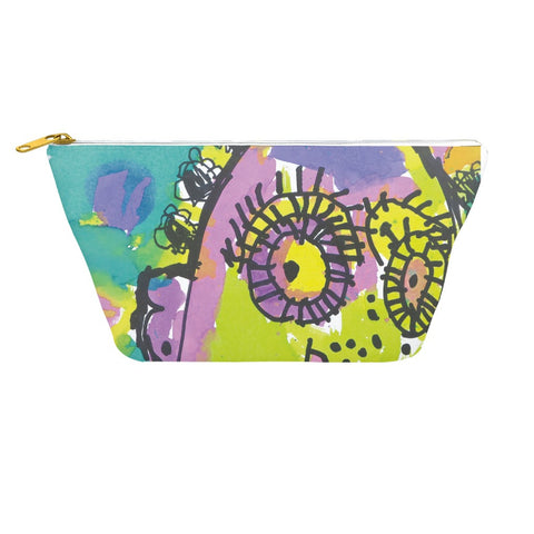 The Eyes Have It Accessory Pouch