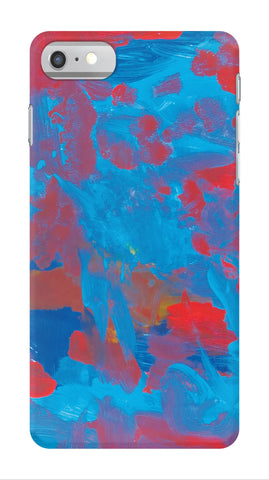 Abstract 2 Phone Case