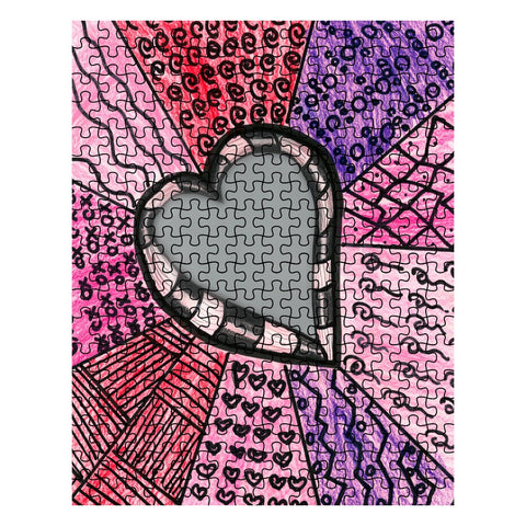 Hearts 2 Jigsaw Puzzle