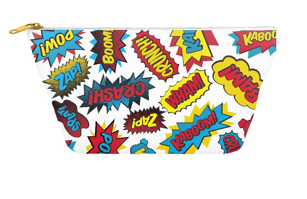 Super Words Accessory Pouch