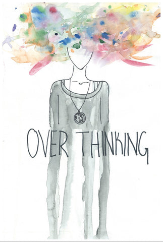 Over Thinking Desktop Canvas