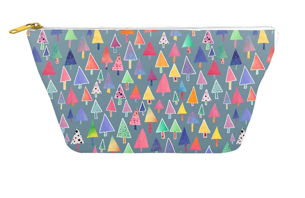 Little Trees Accessory Pouch