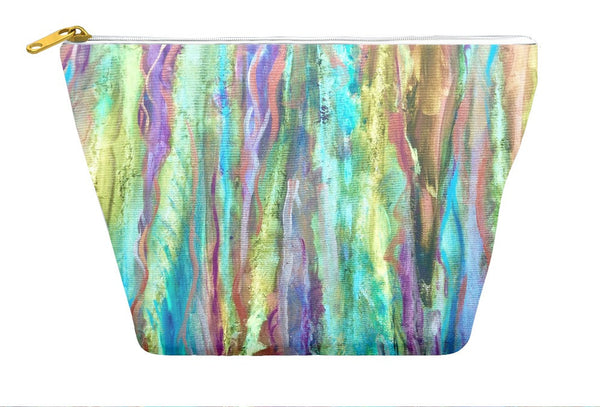Enchanting Abstract Accessory Pouch