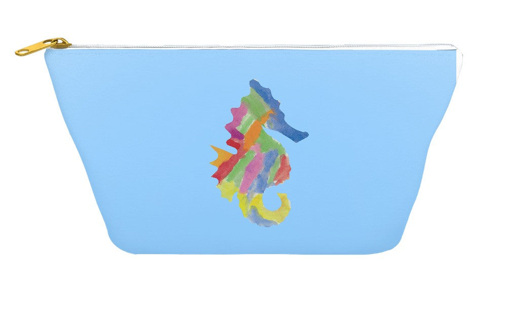 Seahorse Accessory Pouch