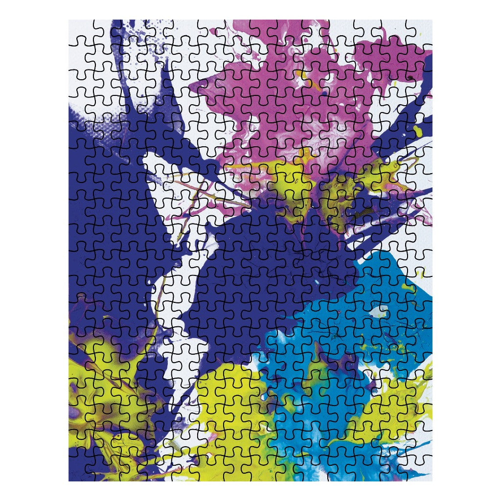 Color Splash Jigsaw Puzzle