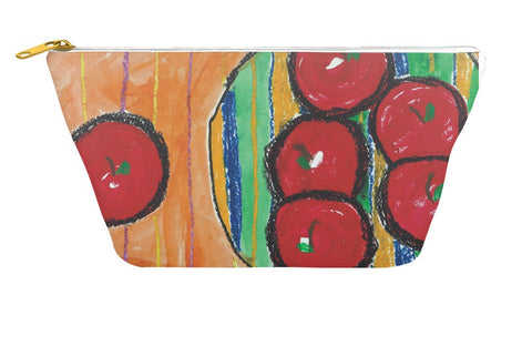 Bowl of Apples Accessory Pouch