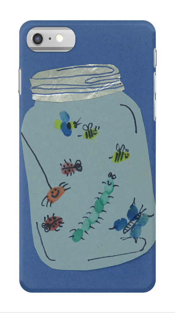 Jar of Bugs Phone Case