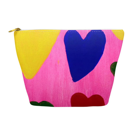 Hearts Accessory Pouch