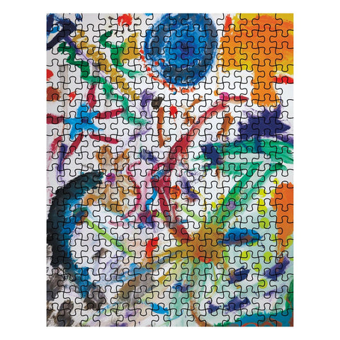 Bright Abstract Jigsaw Puzzle