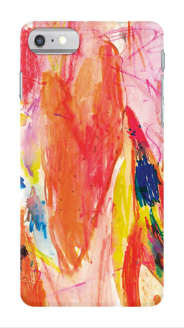 Abstract Heart Phone Case