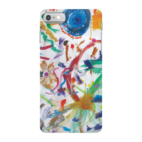 Bright Abstract Phone Case