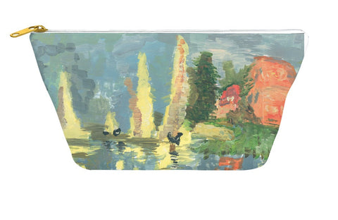 Lake Reflections Accessory Pouch