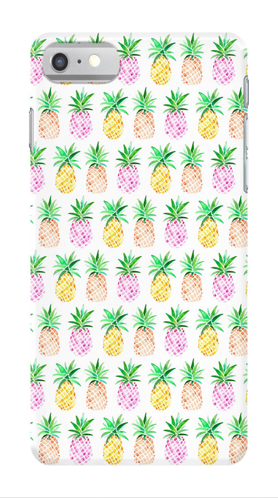 Watercolour Pineapple Phone Case
