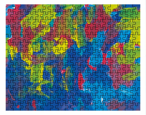 Abstract 1 Jigsaw Puzzle