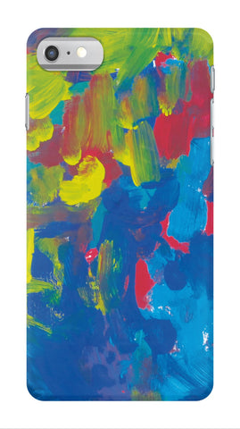 Abstract 1 Phone Case