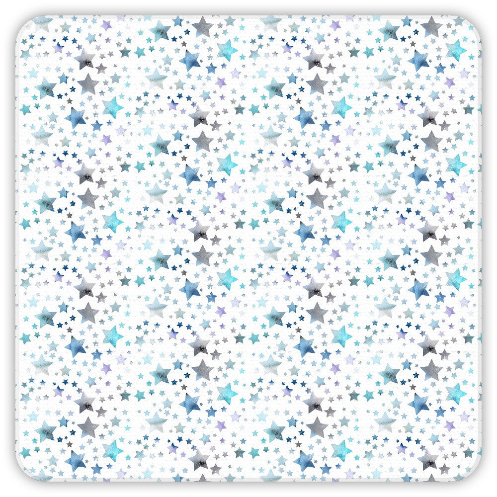 Watercolour Stars Coasters