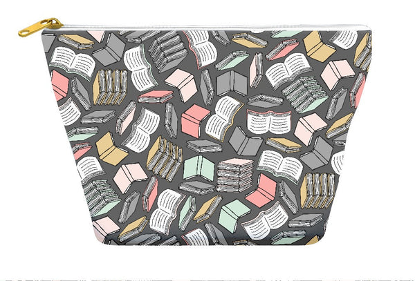 So Many Books Accessory Pouch