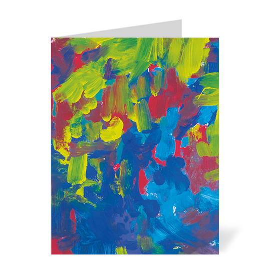 Abstract 1 Note Cards