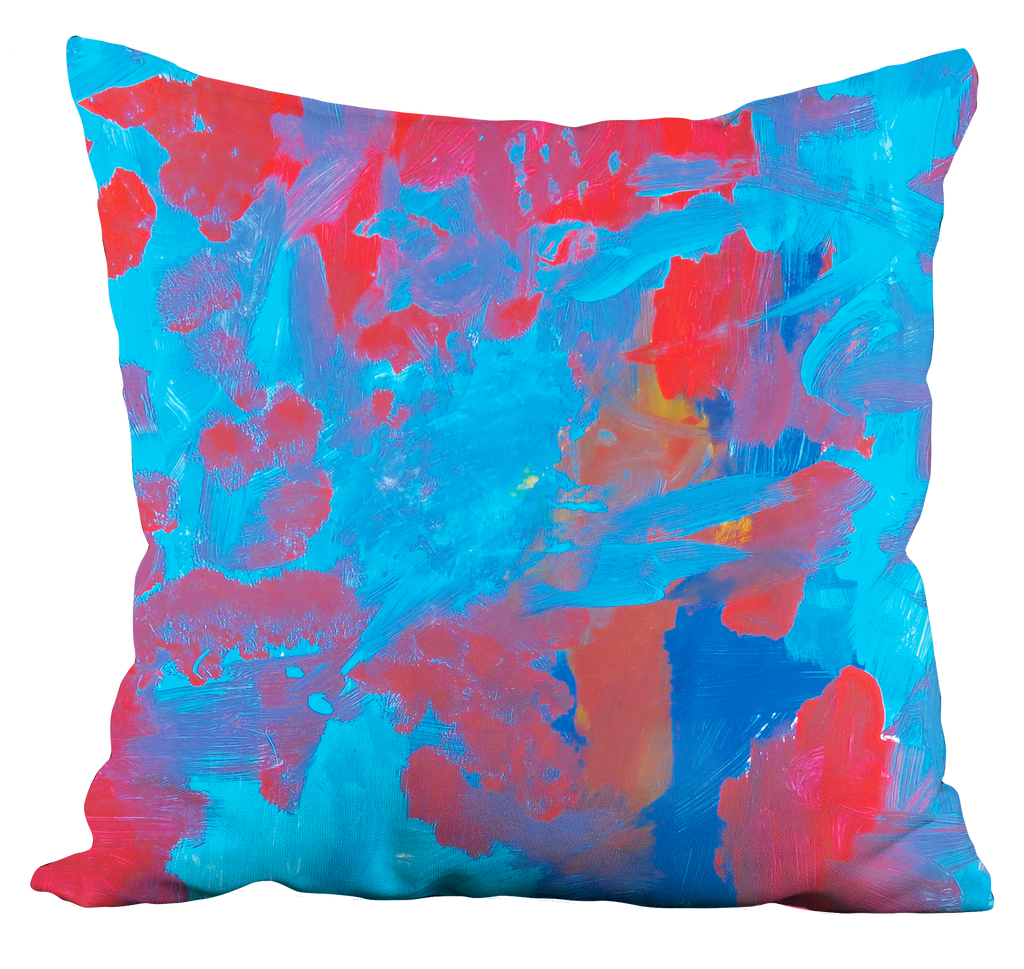 Abstract 2 Pillow