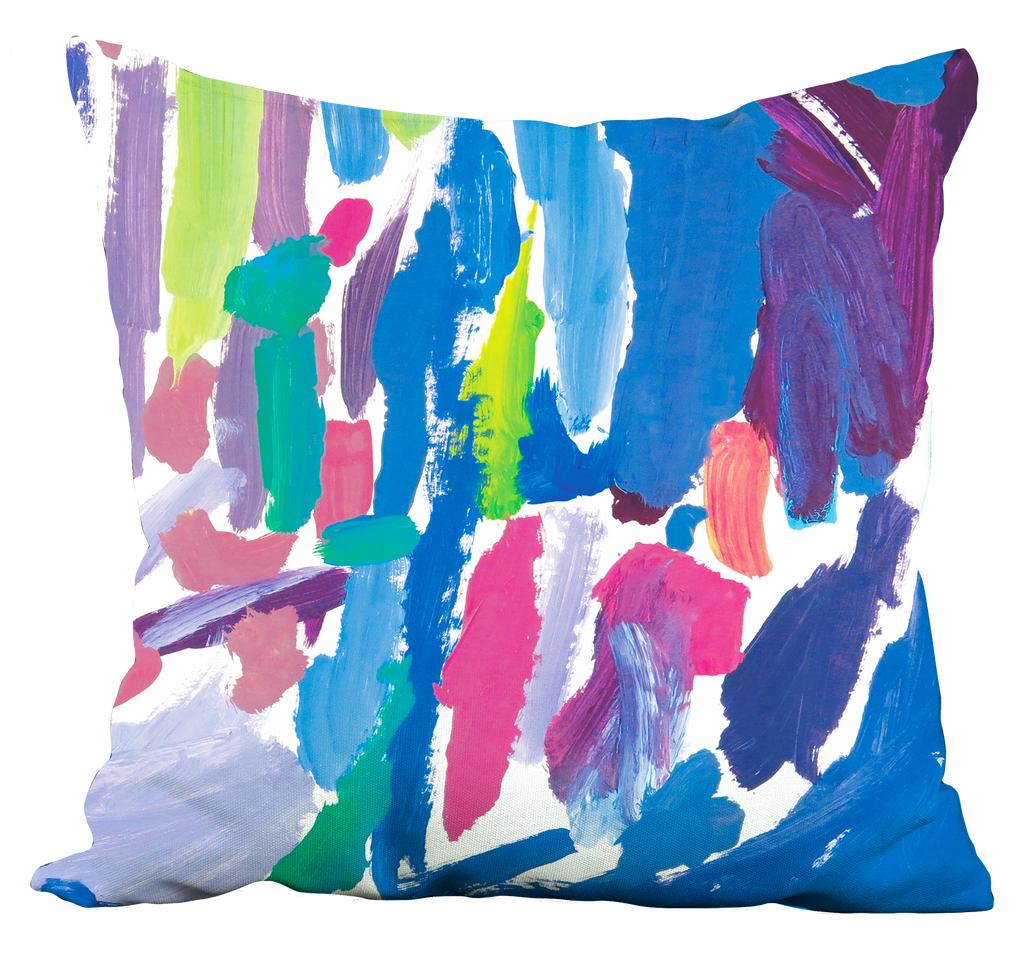 Abstract 3 Pillow